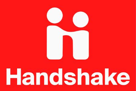 Handshake pod