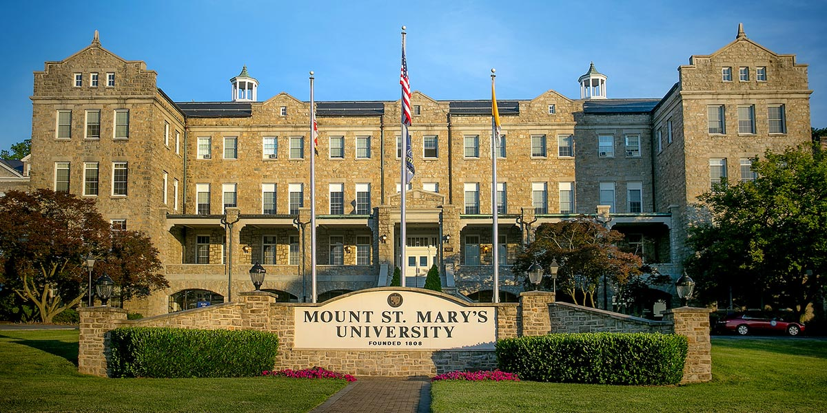 Mount St. Mary's University building